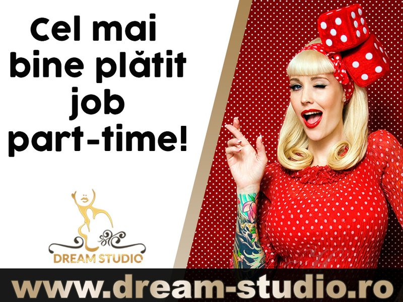 Cel mai bine platit job part time!